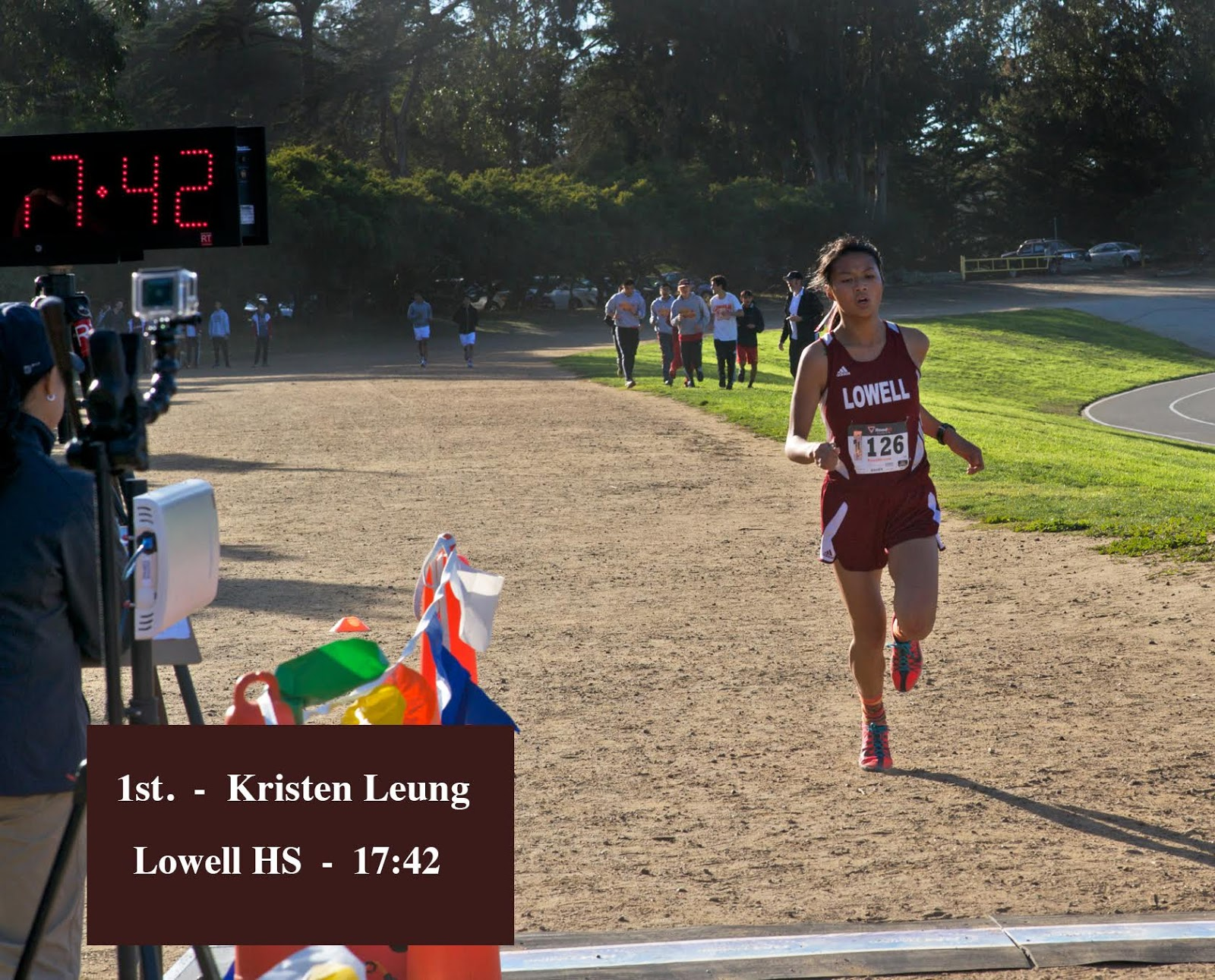 newest 42ec3 248f7 Catching up with Lowell HS senior, Kristen Leung