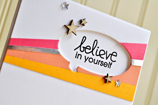 Note To Self: Believe In Yourself