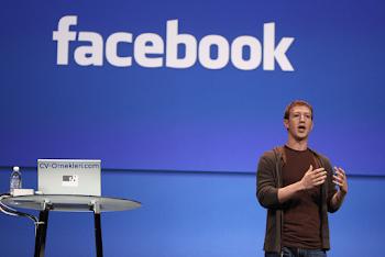 Facebook Kurucusu Mark Zuckerbergin CVsi