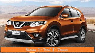 Nissan X-Trail X-Tremer adalah salah satu mobil SUV yang paling tangguh dan tetap nyaman dikendarai pada berbagai kondisi jalan.