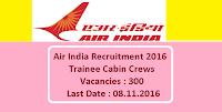 Air India Recruitment