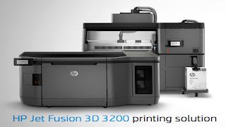 HP Jet Fusion 3D 3200 Manual PDF