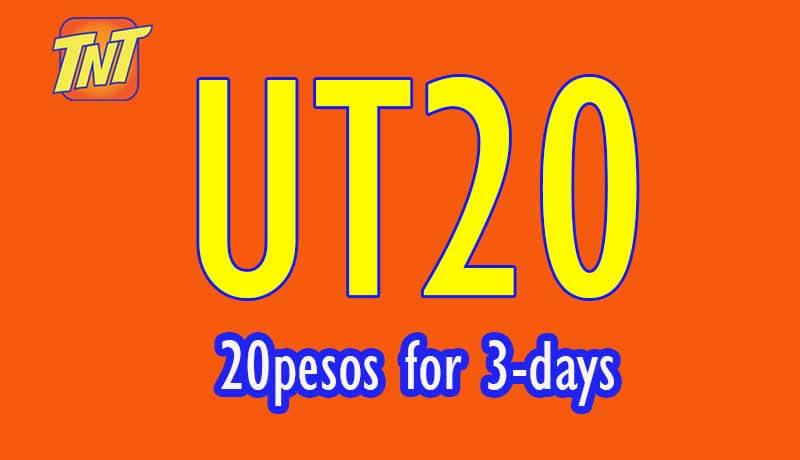 Talk N Text UT20 3 days Unlimited Tri-Net SMS + 100 Mins. Call