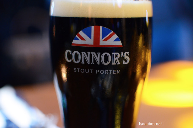 CONNOR's Stout Porter for all