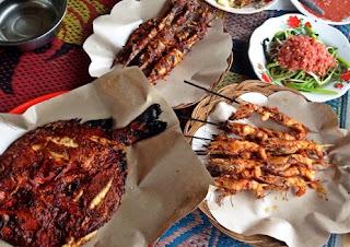 Makanan Khas Lombok