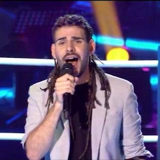 Argel canta Se que Puedo Volar de Il Divo asaltos la voz equipo malu