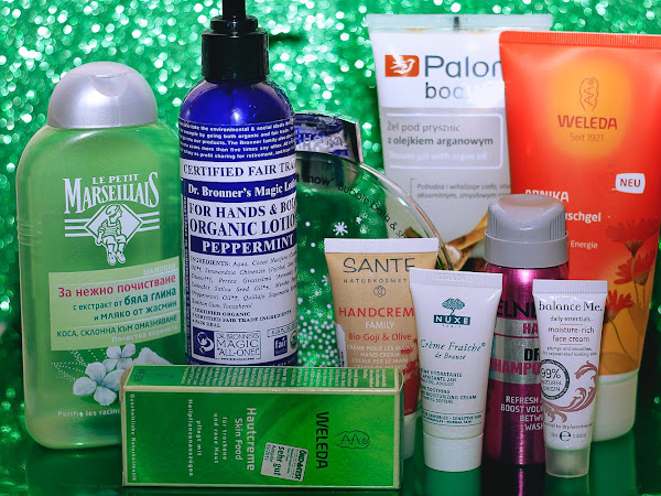 Empties: Bath & Skincare
