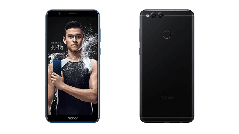 Huawei Honor 7X With 18:9 Screen Now Official!