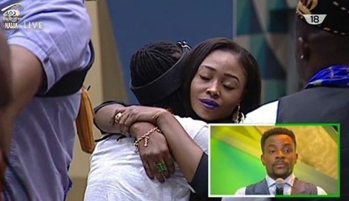 #BBNaija: CocoIce Sent Packing In Dramatic Eviction