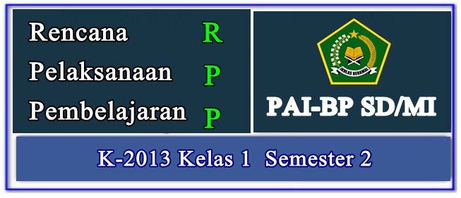 RPP Pendidikan Agama Islam dan Budi Pekerti  RPP Pendidikan Agama Islam dan Budi Pekerti (PAIBP) K13 Kelas 1 Semester 2