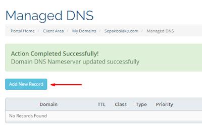 TUTORIAL Mengganti Domain Blog dengan Domain Sendiri 48
