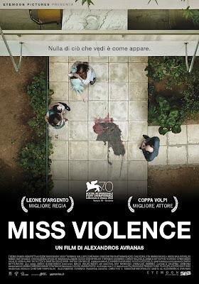 Госпожа жестокость / Miss Violence. 2013.