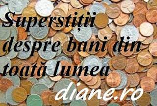 Superstiții despre bani
