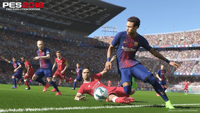 Download Pro Evolution Soccer (PES) 2018 Repack PC Full Version Update Terbaru 2017