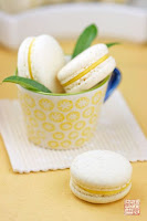 Photo from Pinterest Board: Dessert Bites: Macarons and Meringues