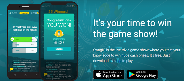 WIN Cash Prizes With SWAG IQ - The How To's
