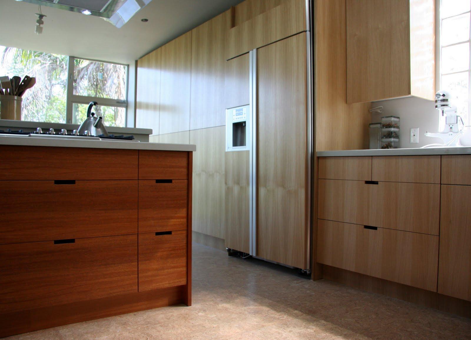 Kitchen Cabinet Roller Doors Galley Kitchen
