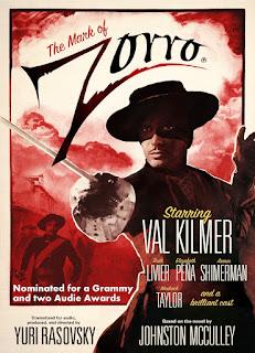 Zorro Val Kilmer Ruth Livier