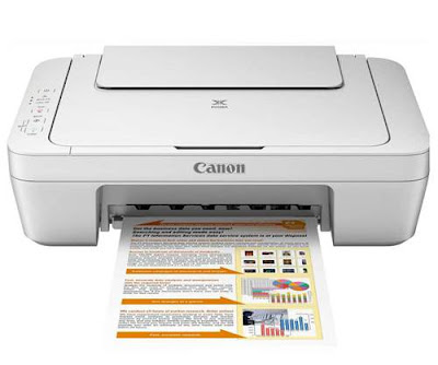 Canon Pixma MG2580 Driver Software Download
