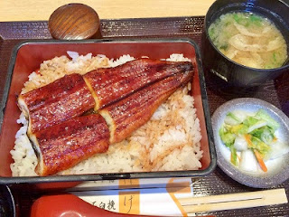 Una Don ; Eel Rice Bowl
