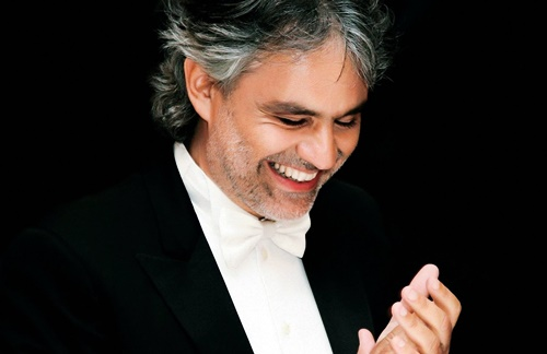 Andrea Bocelli - Midis