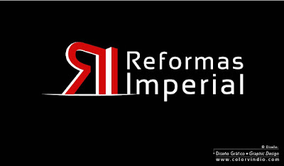 Logotipo Reformas Imperial | © Color Vindio