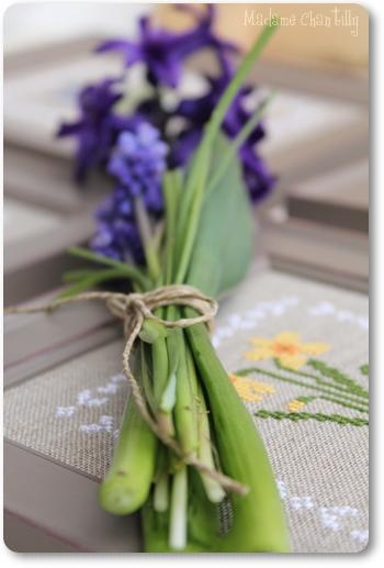 madame chantilly bulbes de printemps. Black Bedroom Furniture Sets. Home Design Ideas
