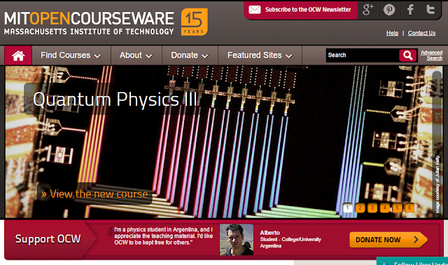 You Can Access All MIT (World's Highest Ranking University) Courses And Materials For Free
