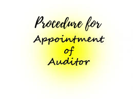 Procedure-Appointment-Auditor-Companies-Act-2013