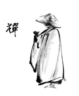 Zen Monk Abbot