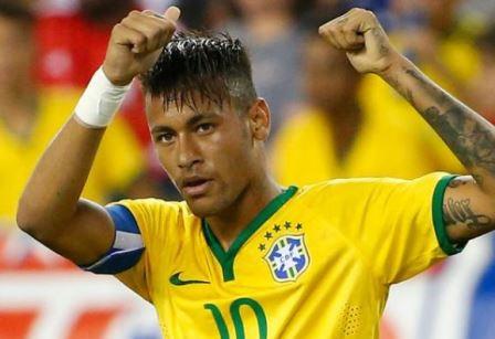 Model Rambut Kikis Poni Ala Neymar