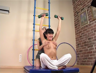 Nude Sport. Part-2.