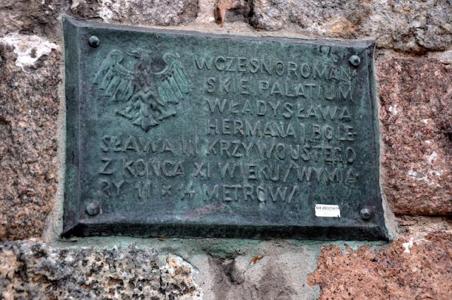 Domniemane palatium Władysława Hermana w Płocku