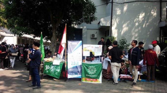 Mahasiswa NU Muhammadiyah Adakan Gerakan Bersama Melawan Radikalisme di Kampus