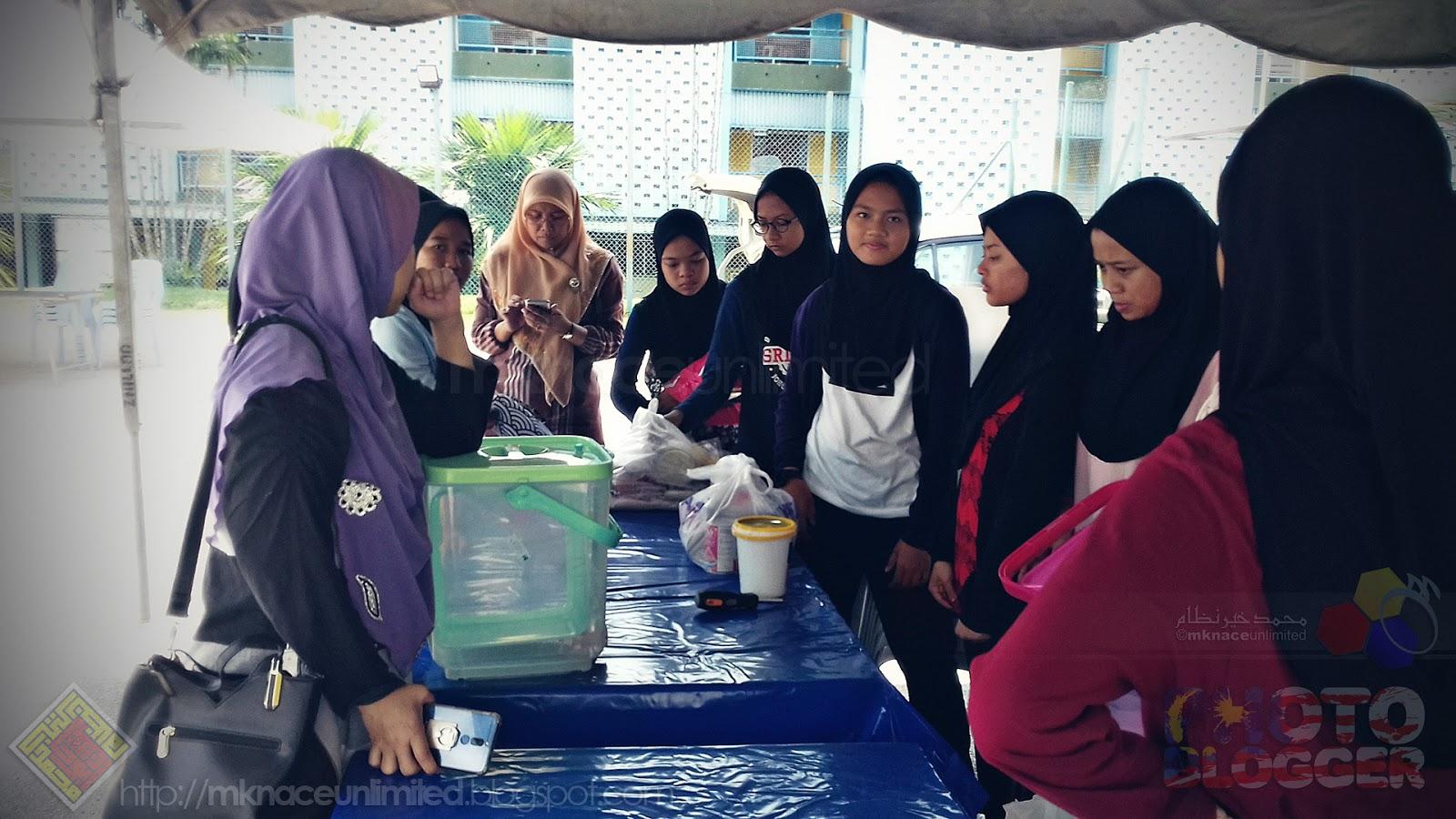Sekolah Tun Fatimah 20181026 Persediaan Ajk Kerja 3 Setia Program Roti Tissue By Canai Ikhwan Gh Corner Mks