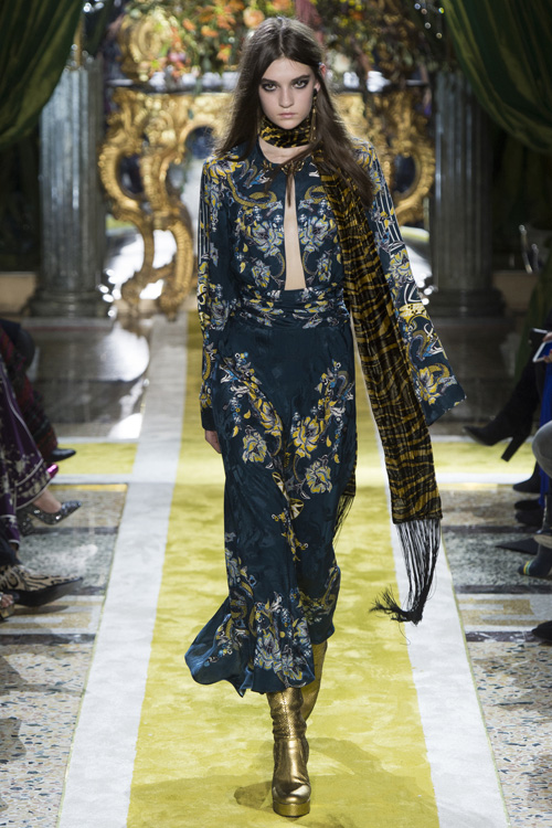 Roberto Cavalli Fall Winter 16-17