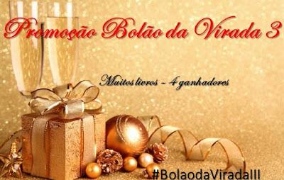 SORTEIO #59 - PROMOÇÃO BOLÃO DA VIRADA 3