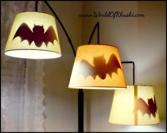KhushiWorld_HalloweenBatLampDIY