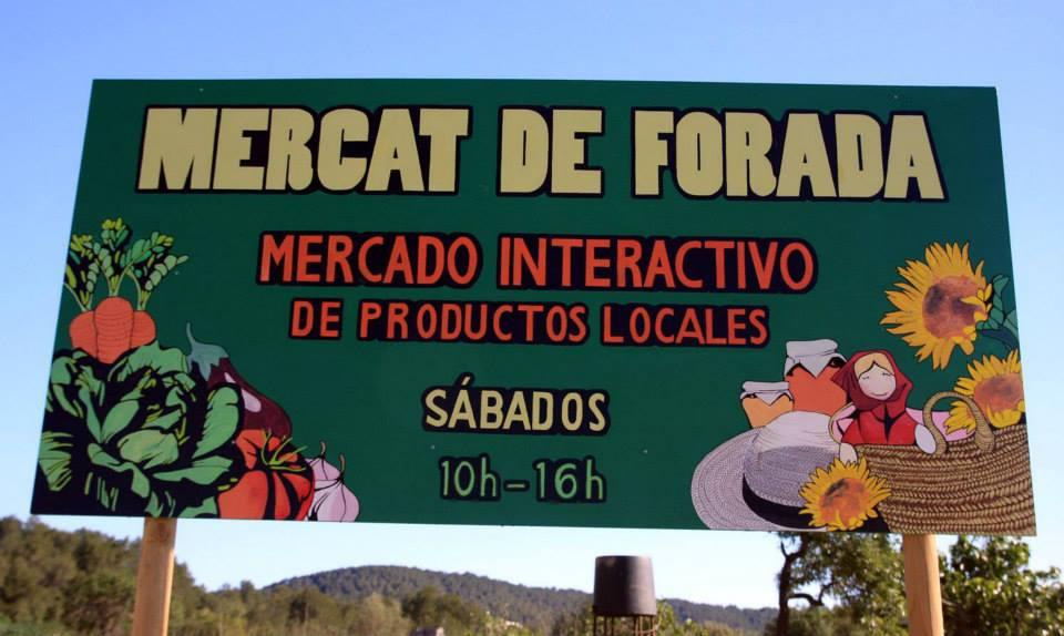 Mercat de Forada en Buscastell Ibiza