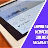Cara Mendapatkan Like Instagram Melalui Hublaagram 2018