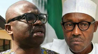 Biafra: Fayose reacts to 'IPOB sponsorship', warns Buhari, APC