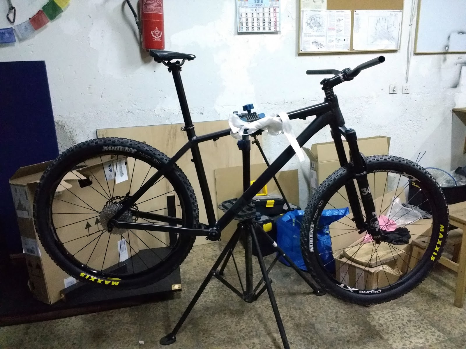 Bitácora Vertical: Opinión sillín de bicicleta Duopower modelo Arrow