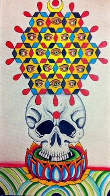 Zero6 Arte Desordem Art Mess Tattoo Artist Robert Ryan