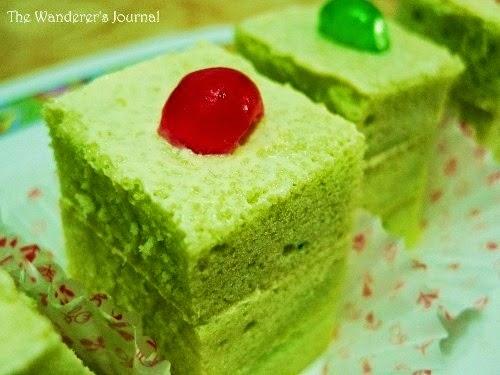 Resep Cake Kukus Simple: Resep Brownies Kukus Pandan Sederhana, Murah, Dan Enak