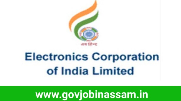 Electronics Corporation Of India Limited Recruitment 2018