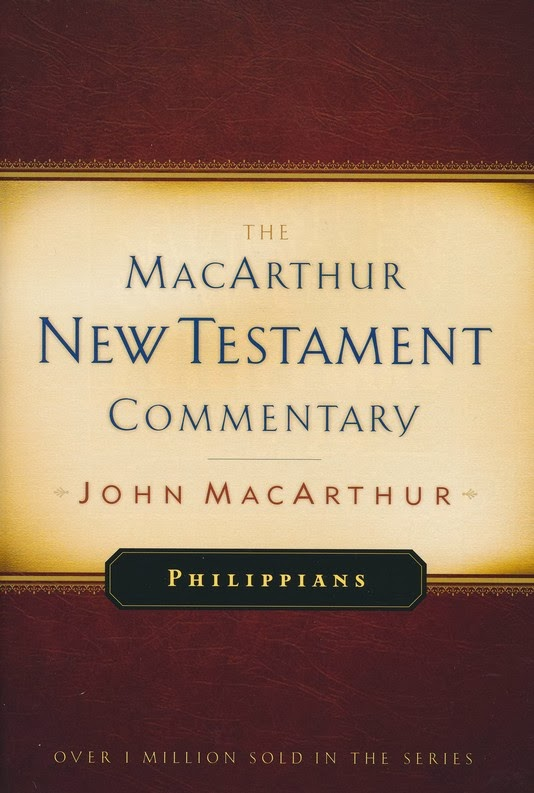 The MacArthur New Testament Commentary:Philippians-