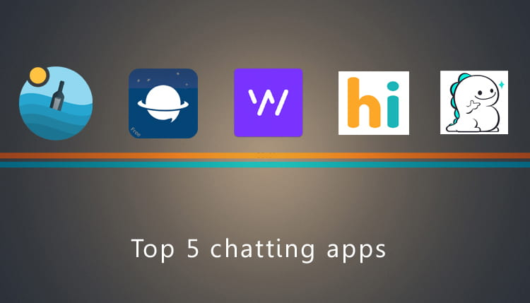 Top 5 chatting apps with strangers hindi me