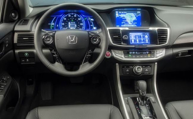 2018 Honda Accord Redesign