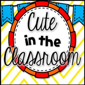 www.cuteintheclassroom.blogspot.com.