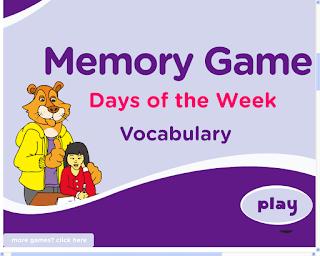 http://www.eslgamesplus.com/days-of-the-week-esl-vocabulary-game/